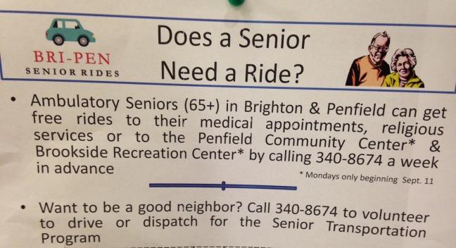 SeniorRides